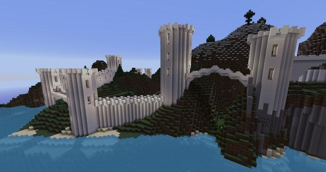 Xenbo's Quarzmauer